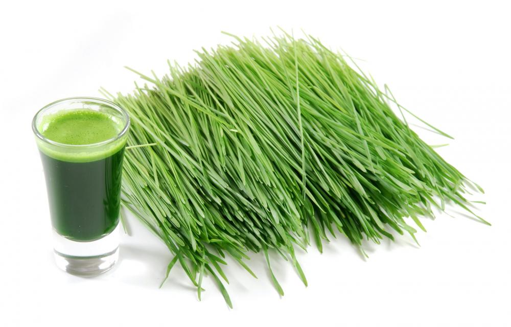 Les 18 bienfaits du jus d'herbe de blé